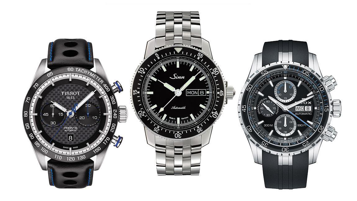 ceb7cfaa5f 【プロが選んだ】30万円以下の本格機械式時計5選。通をうならせるなら、コレです。 | メンズウォッチ(腕時計) | LEON レオン  オフィシャルWebサイト