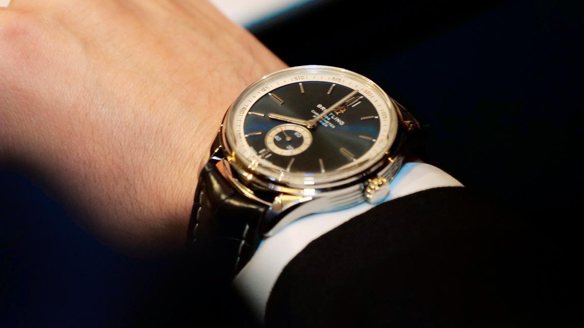 super popular fb58e 5d5d9 新生「ブライトリング」が提案する、もっとも今らしい腕時計の ...