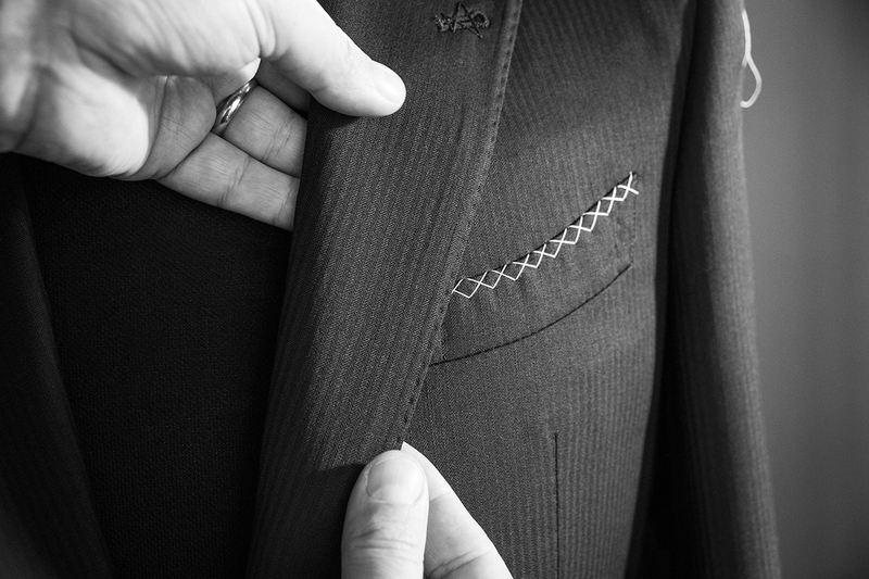 ジョルジオ アルマーニが仕立てる極上のスーツを手に入れませんか?