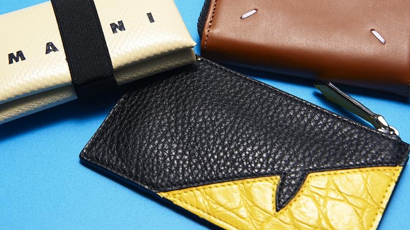wholesale dealer 19f7c e88e2 新作】いま、大人の持つべき財布は、こんな5選。ヴァレンティノ ...