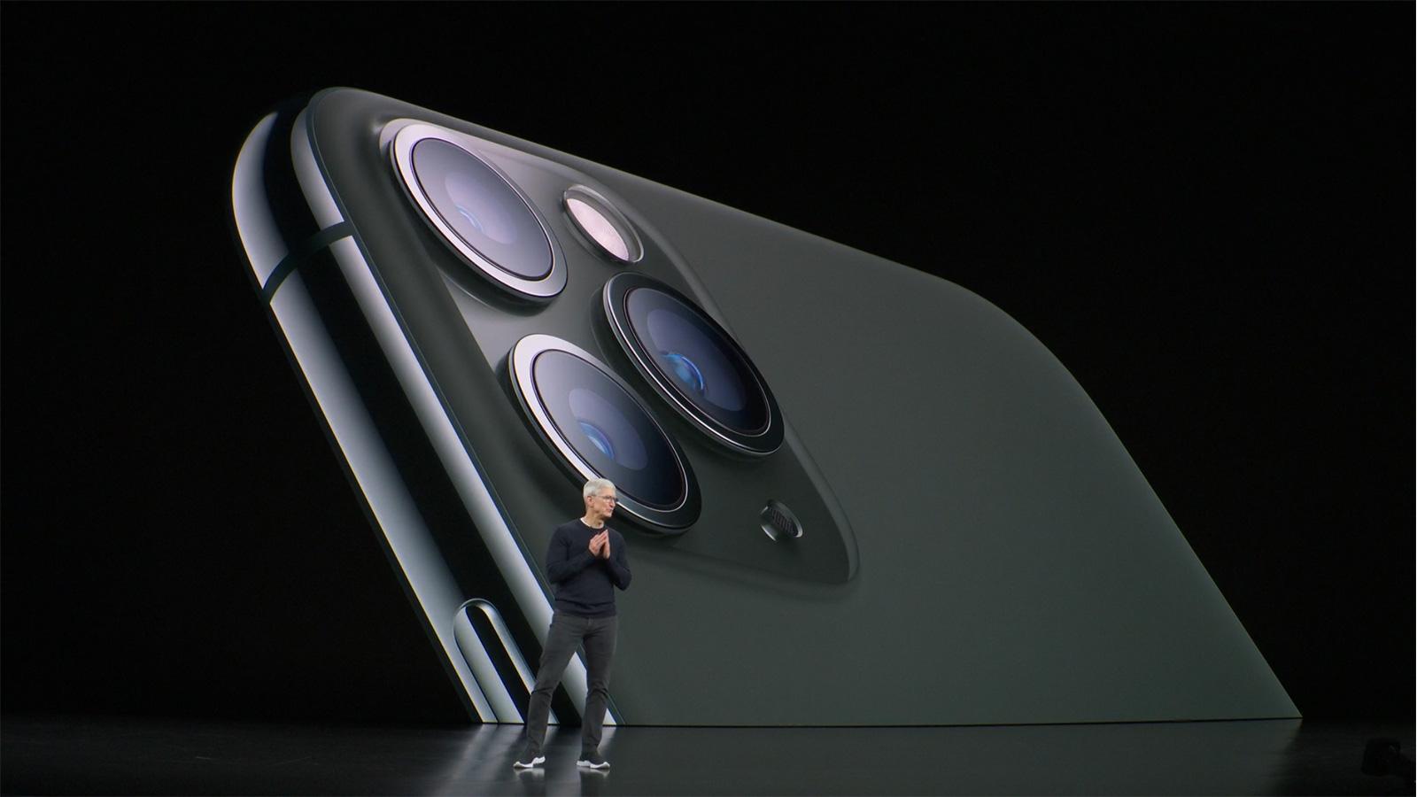 速報 Iphone 11 Proはまさに プロ 並のカメラ機に アップル最新